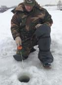 Наколенники для зимней рыбалки Профессионал ideaFisher