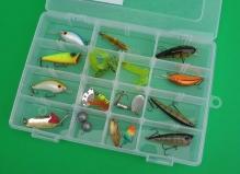 Коробка рыбака fisherbox 250 (250х190х40)