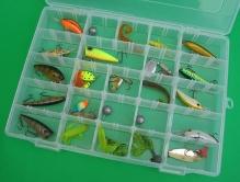 Коробка рыбака fisherbox 310 (310x230x40)