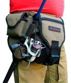 Stakan S55 Поясная сумка с держателем удилища