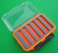 Коробка COLUMBIA FLY-2 для мушек 2-сторонняя (150х100х40 мм)