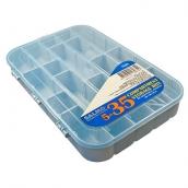 Коробка Aquatech 5-35 ячеек (300 x 200 x 45 мм).