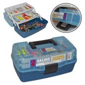 Ящик 2х-полочный Aquatech 1702 Непрозрачная крышка